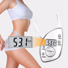 Штангенциркуль для измерения жира в теле, весы, фитнес-монитор анализатор, цифровые измерительные приборы для похудения, электронные измерения жира