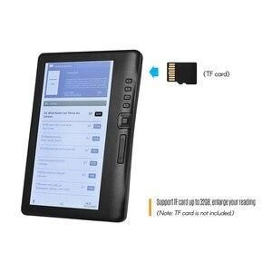 Image 5 - Lcd 7 Inch Ebook Reader Kleur Screen Smart Met Hd Resolutie Digitale E book Video MP3 Muziekspeler (8 Gb)