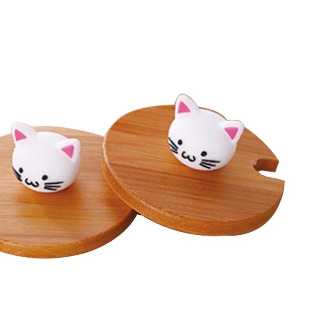 Cute Cat Mug With Spoon  4