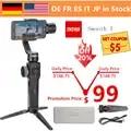 Zhiyun Liscia 4 Q2 Vlog In Diretta 3 Assi Handheld Smartphone Cardano Stabilizzatore per il iPhone Xs Max X 8 7 e Samsung S9, s8 & Macchina Fotografica di Azione