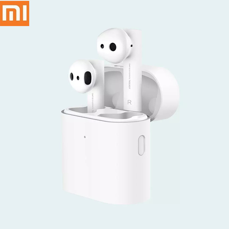 Xiaomi Airdots Pro 2 Mi True Wireless Bluetooth Earphone In-ear TWS Air 2 LHDC Tap Control Dual MIC ENC Voice Control Headsets