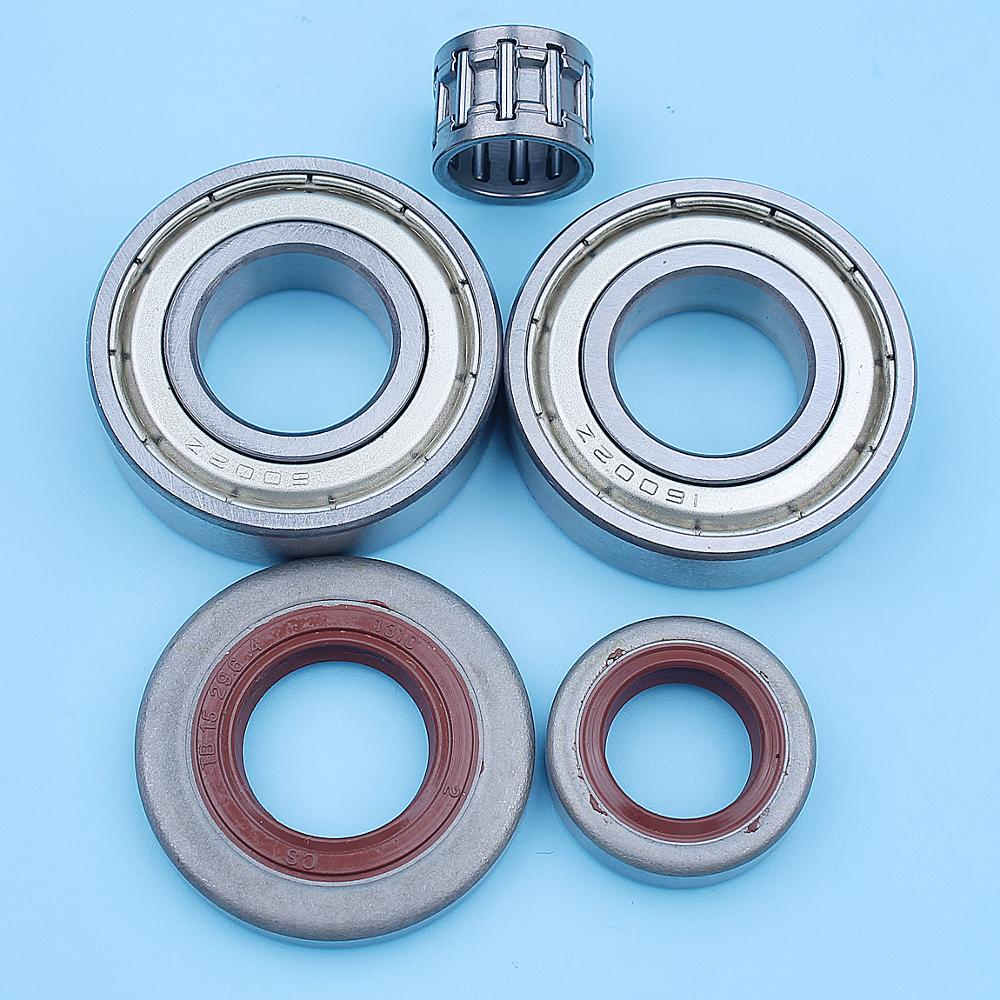 Crank Bearing Oil Seal Bearing Kit For Stihl 026 MS260 Pro 024 MS240 MS 240 260 Chainsaw Replacement Spare Part 95230034260