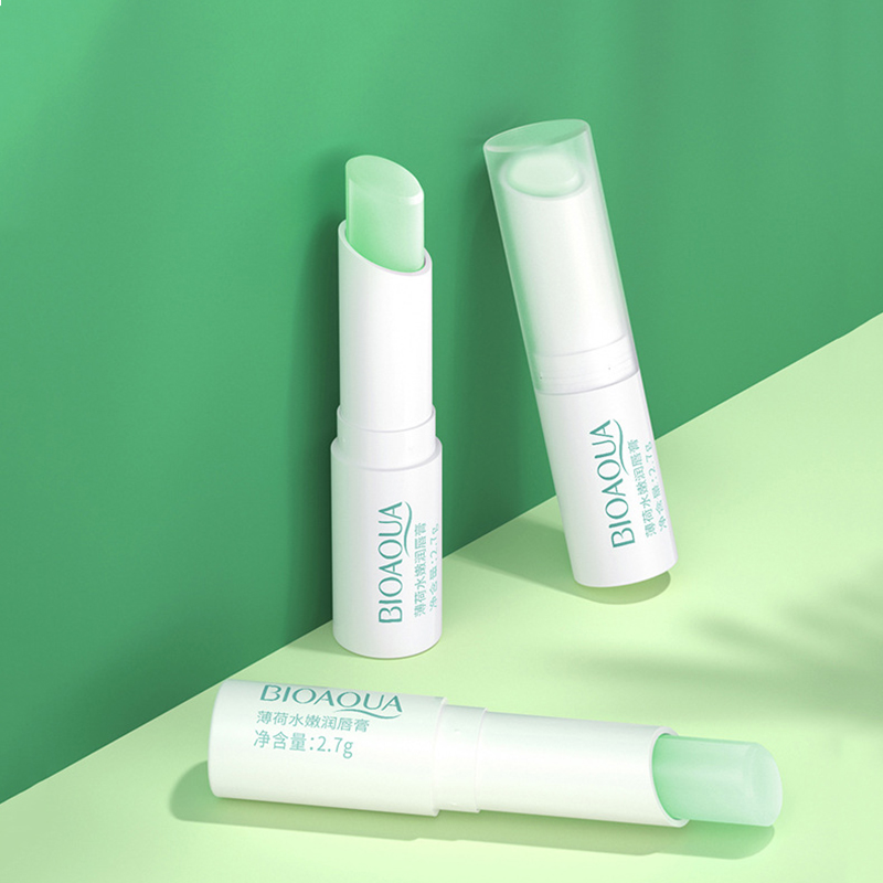 New 1 Pcs Moisturizing Natural Lip Balm Long Lasting Nourish Protect Improves Chapped Dryness Delicate And Gentle Repairing