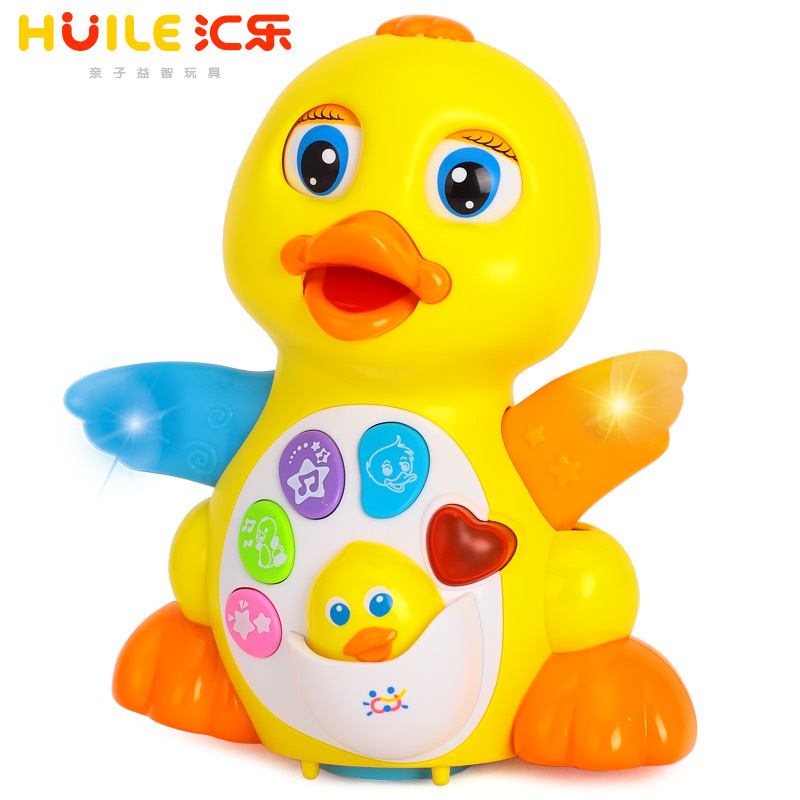 Department Of Music 808 Educational Early Childhood Sway Dancing Goose Music Electric Toys Children GIRL'S And BOY'S Baby 1-3-6-