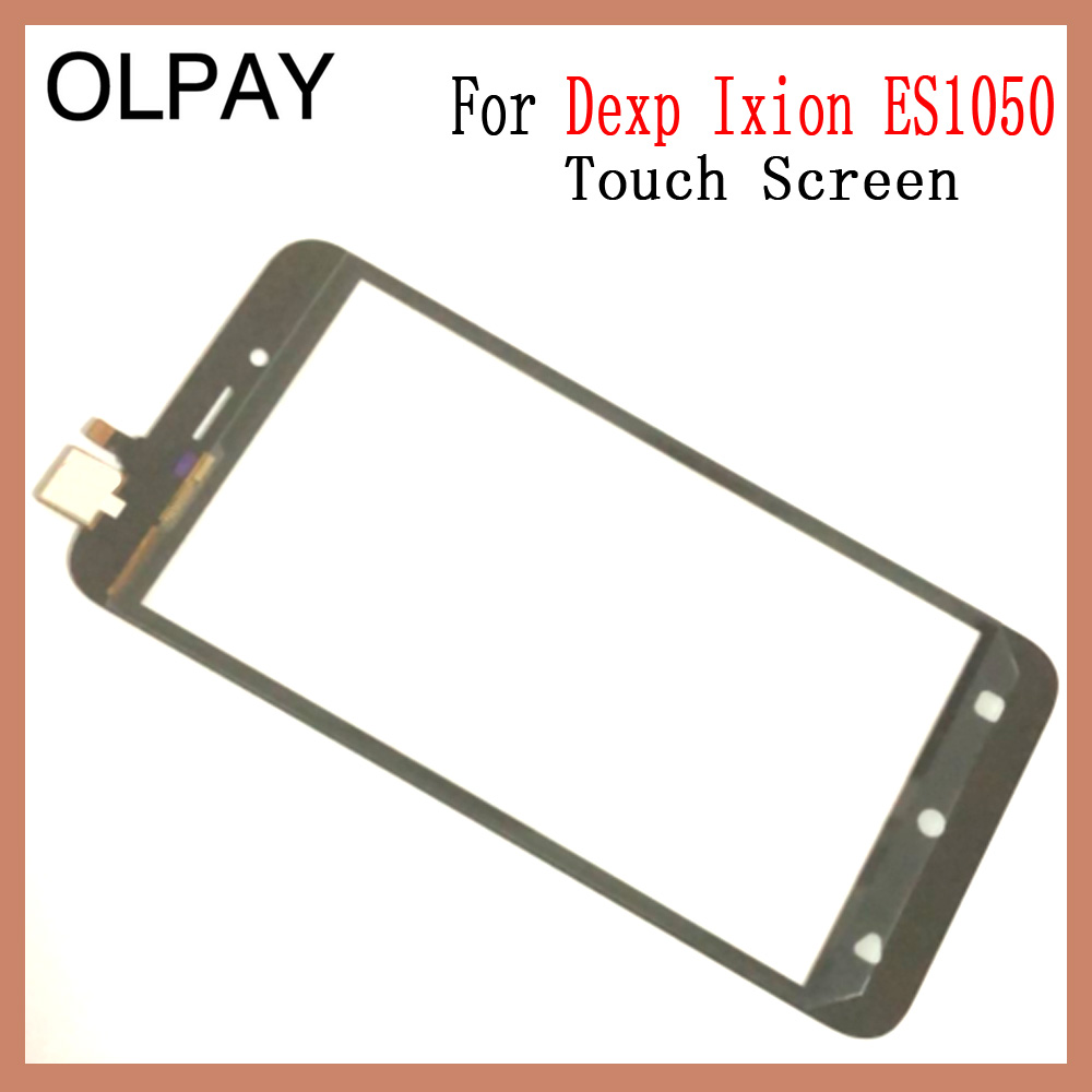 Image 5 - OLPYA 5.0'' Mobile Phone Touchscreen For Dexp Ixion ES1050 Touch Screen Glass Digitizer Panel Lens Sensor Glass Repair parts-in Mobile Phone Touch Panel from Cellphones & Telecommunications