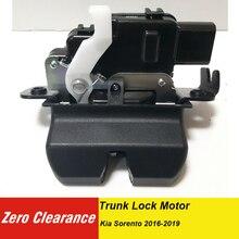 Echte Hintere stamm deckel lock latch antrieb für kia Sorento 2016-2019 Stamm heckklappe schloss latch 81230C5000 81230 C5000