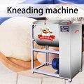 220В/1500 Вт коммерческий высокомощный миксер для теста из нержавеющей стали  бытовая машина для пасты  автоматическая электрическая машина дл...