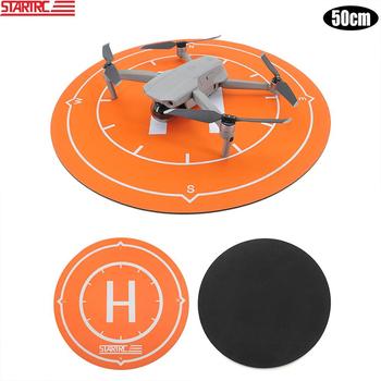 Składany dron podkładka do lądowania dla DJI Mavic Air 2 50CM wodoodporny przenośny dla dji mavic mini air 2 FPV RC Quadcopters akcesoria tanie i dobre opinie ZUIDID CN (pochodzenie) For DJI Mavic Mini Air Drone apron
