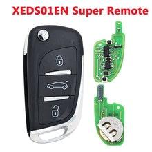 Xhorse XEDS01EN VVDI Super pilot z układem XT27A01 XT27A66 działa dla narzędzia MINI kluczyk VVDI2 /VVDI/Max