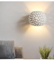 LukLoy Modern Minimalist Wall Sconce Corridor Bedroom LED Modern Wall Lamp For Living Room Sconce Lighting LED Wall Light Aisle