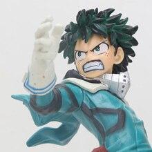 Mon héros académique l'incroyable Figure de héros Vol1. Smack Midoriya Izuku Katsuki Boku pas de héros académique modèle Figurals jouet 16cm