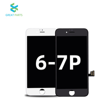 For iPhone 7 Plus LCD Display Touch Screen Replacement OEM advance incell high quality with free tool 4.7 5.5 inch ecran