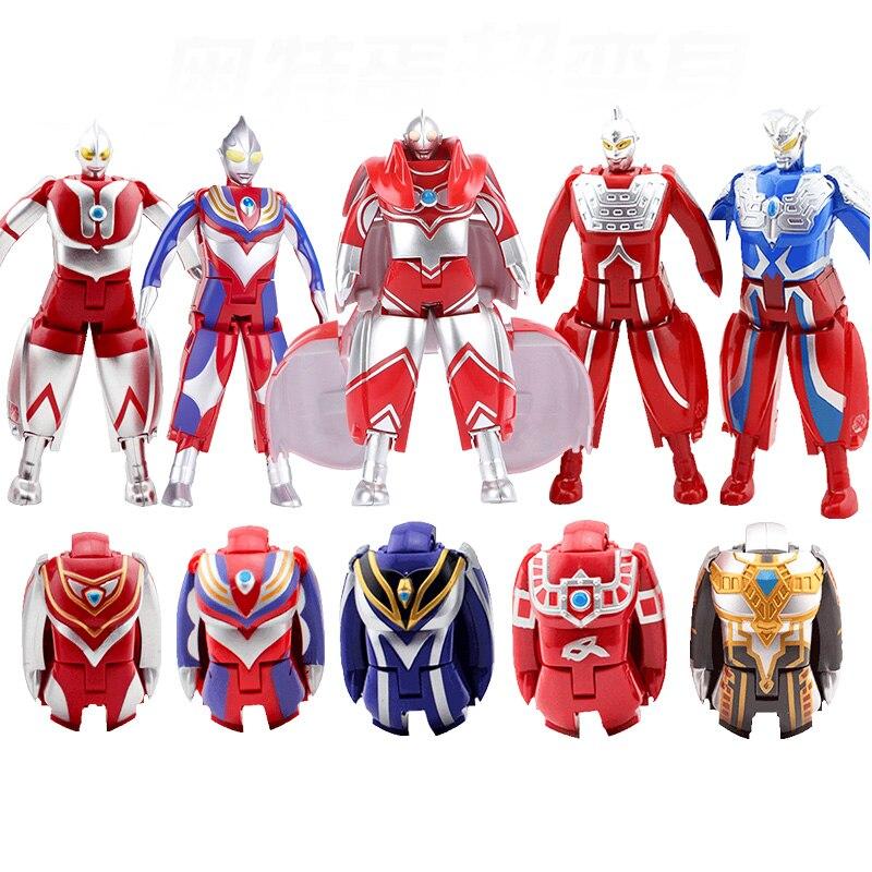 N//B Dessin Anim/é Ultraman en Peluche Jouet Sal/é Oeuf Superman Poup/ée en Peluche Jouet Enfants Cadeau 30 Cm
