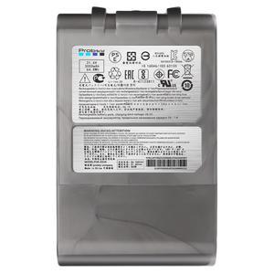 Image 5 - 1 PC 3000mAh 21.6V 3.0 Li ion Batterie pour Dyson V6 DC58 DC59 DC61 DC62 DC74 SV09 SV07 SV03 965874 02 Aspirateur Batterie et 2.