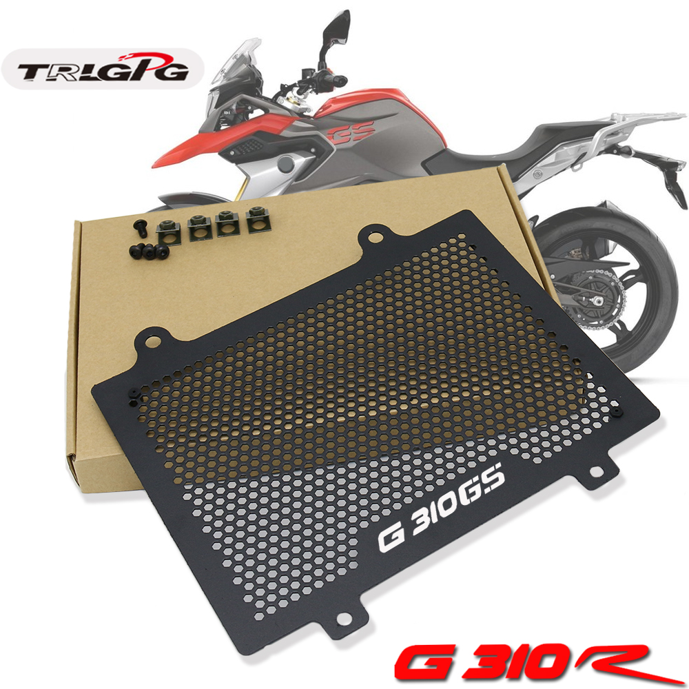motorcycle <font><b>accessories</b></font> radiator guard protector Grid grill cover for <font><b>BMW</b></font> G310GS <font><b>G310R</b></font> G310 GS G310 R image