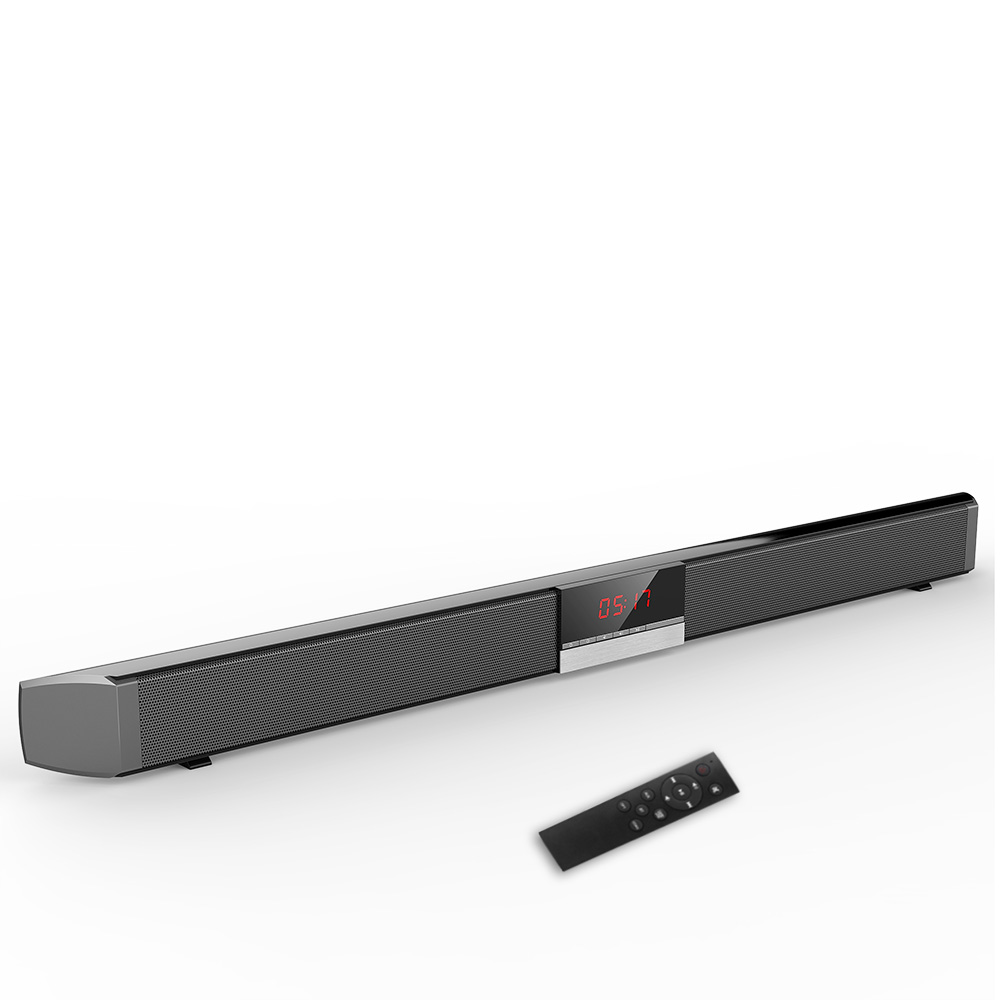 Soundbar 5.0 Speakers 40W wireless bluetooth sound bar Hifi 3D Stereo Column Subwoofers Surround with remote control speaker