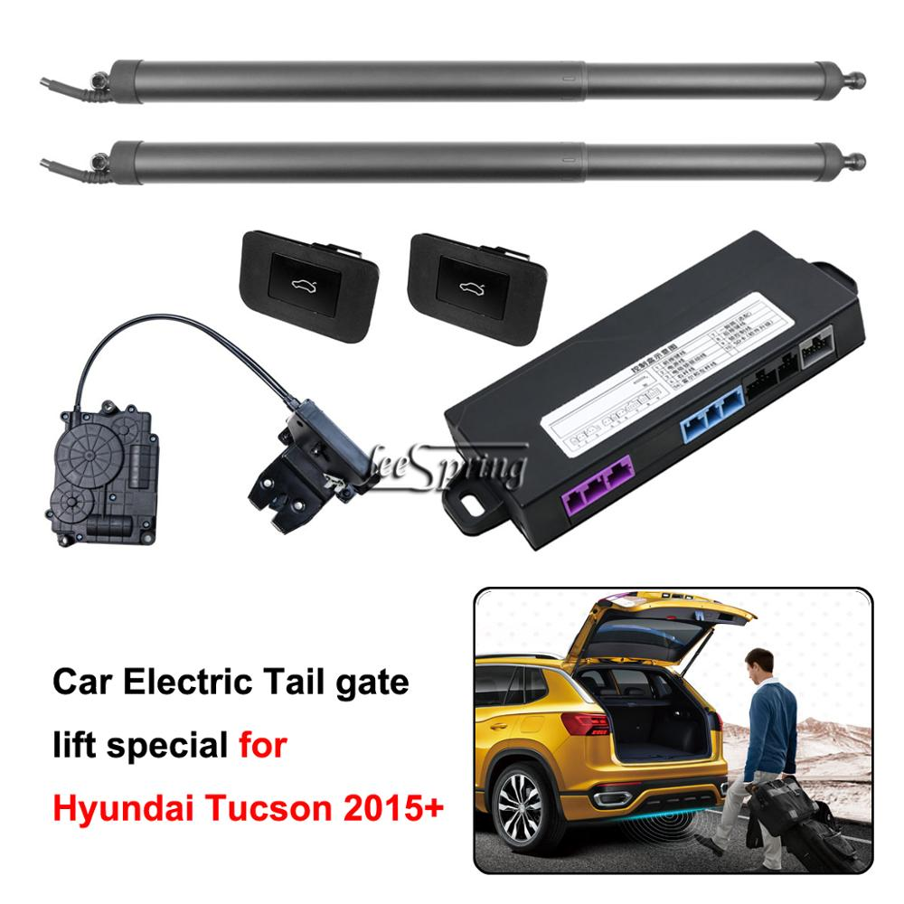 Car Electric Tail Gate Lift Special For Hyundai Tucson 2015+ Easily  Control To Open/close The Tail Gate