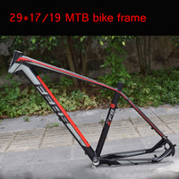 High Quality 29 Mountain Bike Frame Alloy Aluminum 17 19 inch MTB Bicycle Frame DIY Bike Parts