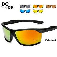 Sport Polarized Sunglasses Polaroid Glasses Goggles UV400 Windproof Sun glasses for men women retro
