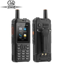IP68 Waterproof Mobile Phone 4000mAh Zello Walkie Talkie 4G GPS rugged Smartphone Android 6.0 MTK6737M Quad Core Dual SIM F40