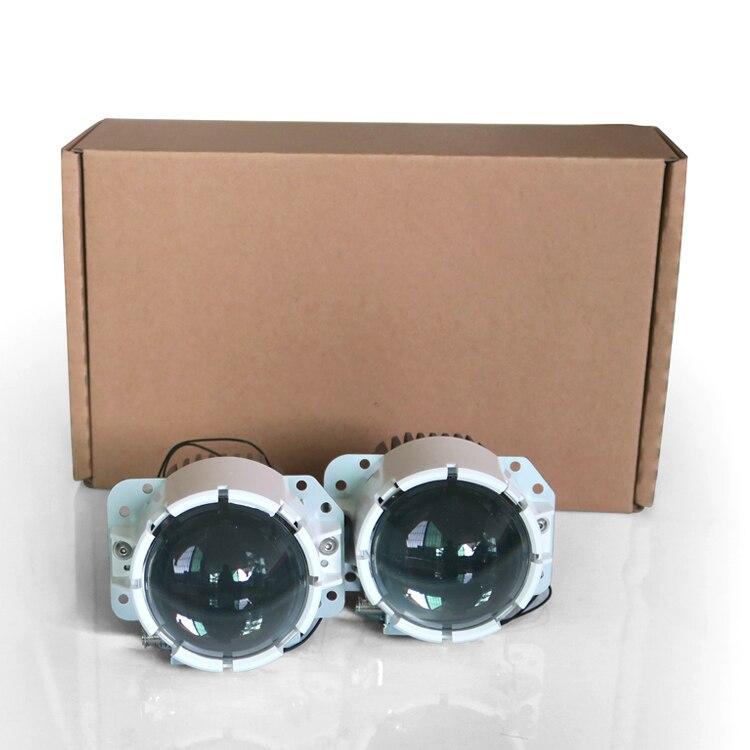 Купить передсветильник линзы bi светодиодный lens fc 801 30 дюйма hid