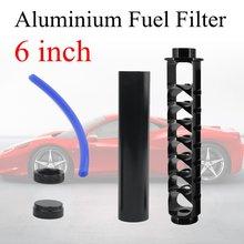 Новый 10 дюймовый автомобильный топливный фильтр с растворителем