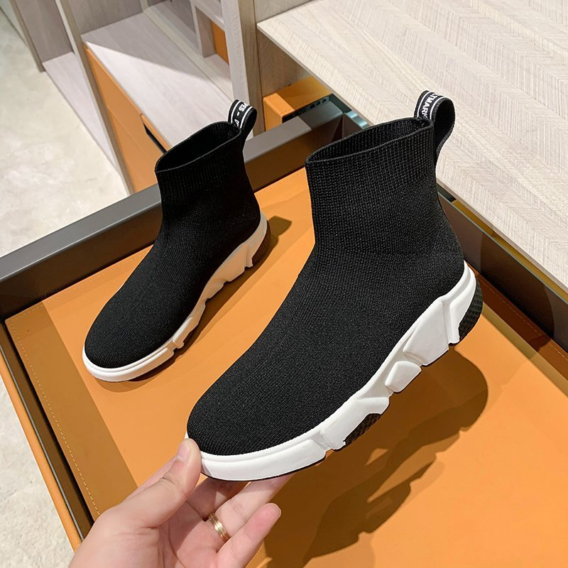 high top socks sneakers women running