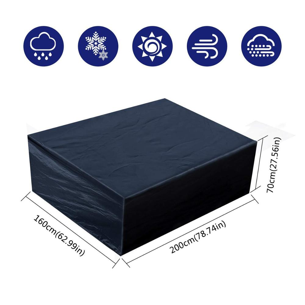 Covers Outdoor Sectional Furniture