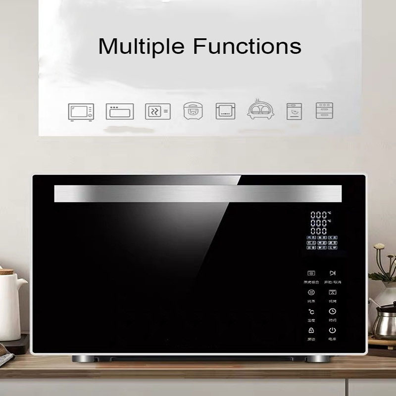 Steaming Smart Cooking Steaming All-in-one Machine Embedded Intelligent Baking Steaming Oven Electric Oven