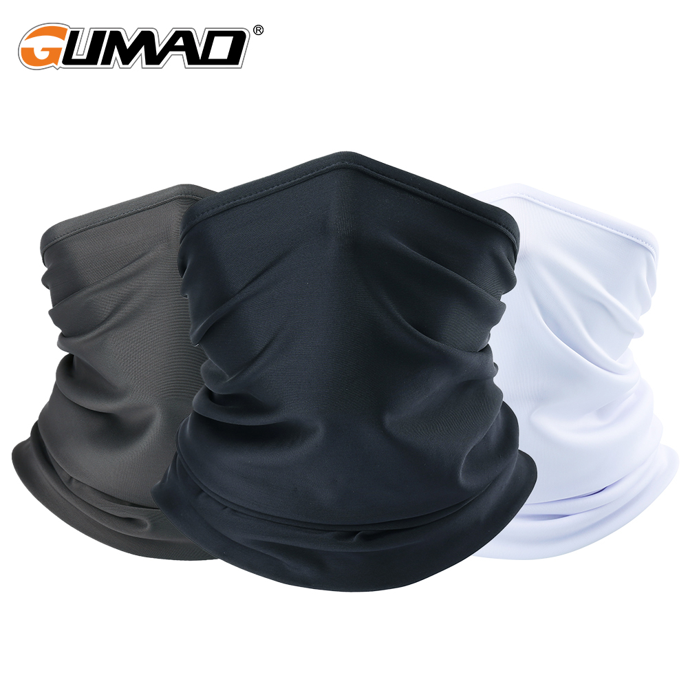 Outdoor Sport Bandana Tube Fishing Cycling Running Hiking Hunting Bicycle Ski Neck Gaiter Warmer Mask Headband Scarf Face Shield