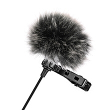 Cover Microphone-Accessories Lavalier Windproof 1PC Sweater Universal Cute