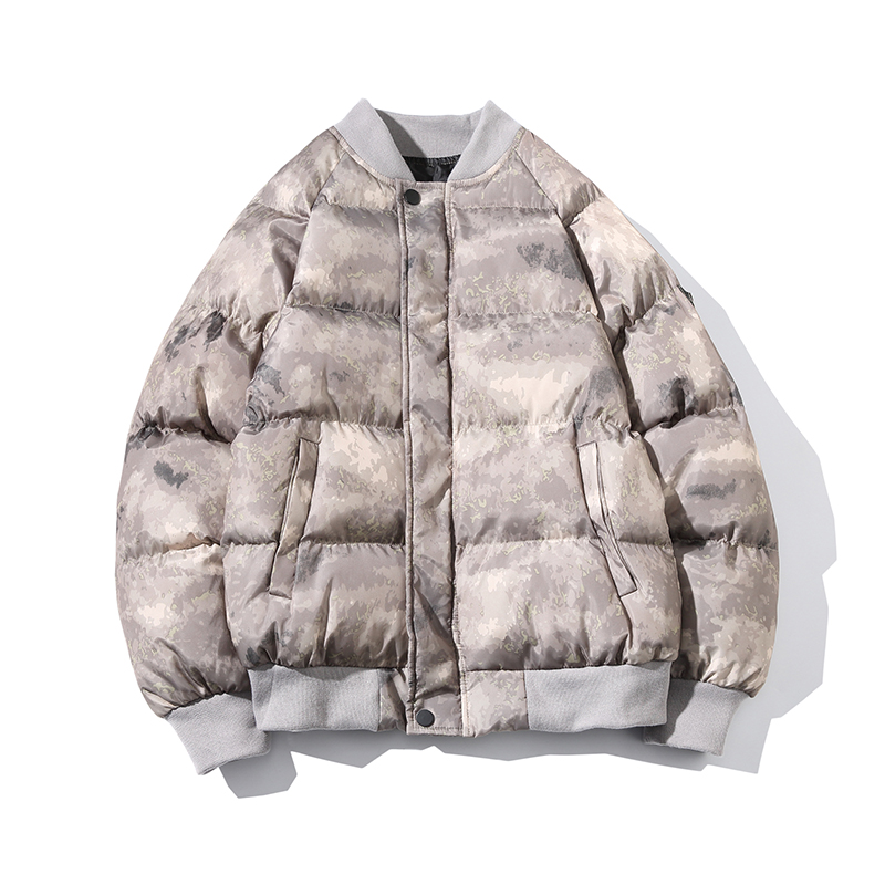 Winter Jacket Men Camouflage Top Warm Waterproof Big Size 2019 Warm Thicken Male Cotton-Padded   Parkas   Coats Jackets Men Clothes Streetwear