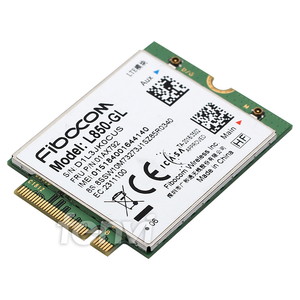 Image 4 - 4G LTEโมดูลไร้สายFibocom L850 GL M.2 การ์ดFRU 01AX792 Lenovo ThinkPad X1 คาร์บอนGen6 X280 T580 T480s L480 x1 โยคะGen 3