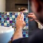Mosaic Tile Wall Sti...