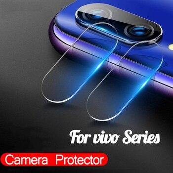 Перейти на Алиэкспресс и купить Прозрачная задняя защитная пленка для объектива камеры для Vivo V17 V15 Pro V11/V11i Y17 из закаленного стекла для Vivo iQOO Neo S1