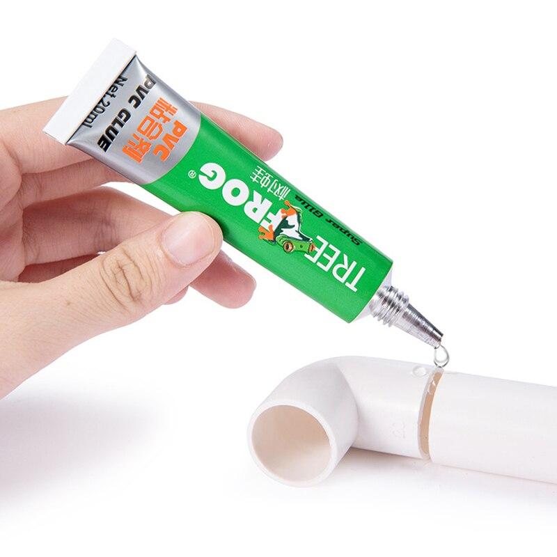 Plastic Repair Glue PVC Repair Adhesive For Swimming Ring Inflatable Mattress Boat Kayak AIA99