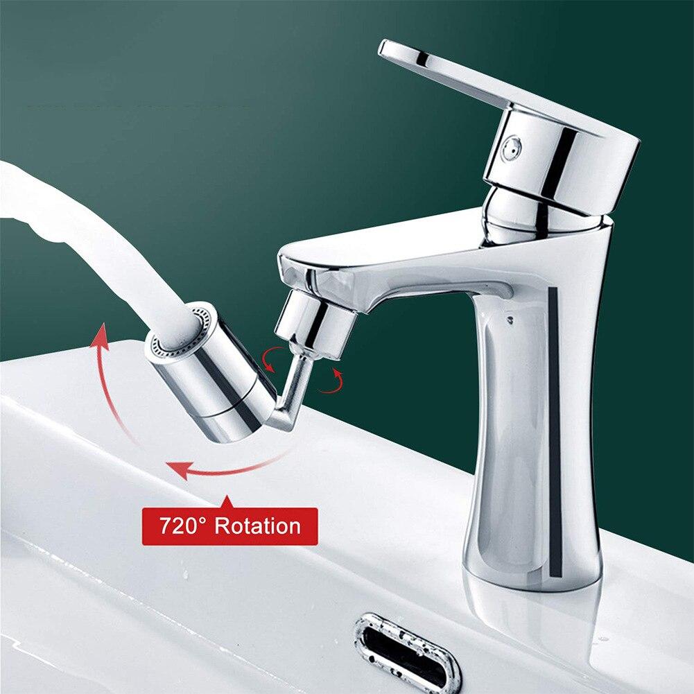 Универсальный всплеск кран Спрей головы 720 градусов вращающийся кран фильтр фонтанчик для питья кран кухонный аэратор Насадка смесителя