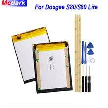 Batería Mcdark 10080mAh para Doogee S80 batería acumulador AKKU ACCU PIL para teléfono móvil Doogee S80 Lite + herramientas