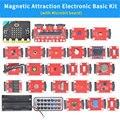 The Complete Magnetic Attraction Electronic Sensor Kit Beginner Starter Kit for Microbit