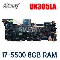 UX305LA I7-5500 CPU 8GB RAM Mainboard Für For Asus Zenbook UX305 UX305L U305L U305LA Ultrabook Laptop Motherboard Test 100% OK