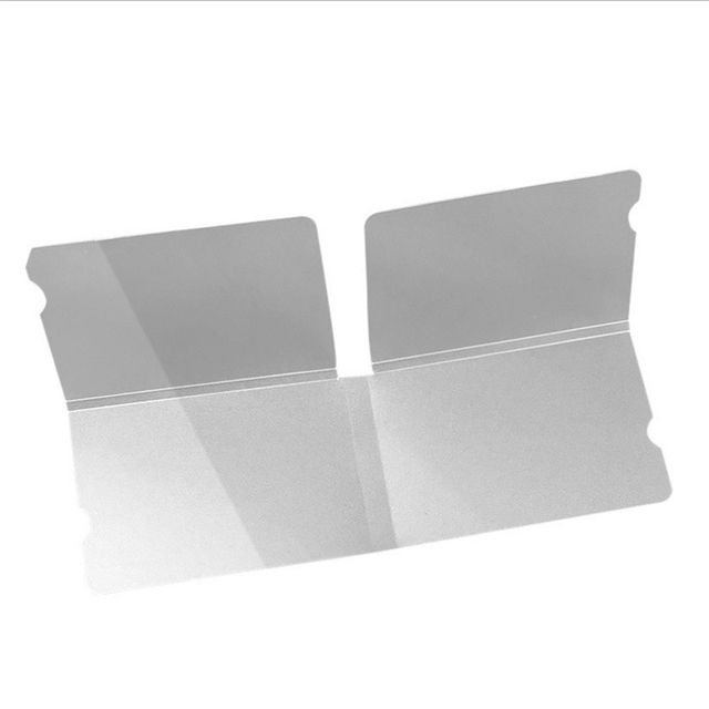 10PCS/Lot Foldable Disposable Dust Mask Storage Box KN95 N95 FFP3 2 1 Face Masks Storage Clip PM2.5 Mouth Face Mask Storage TSLM 2