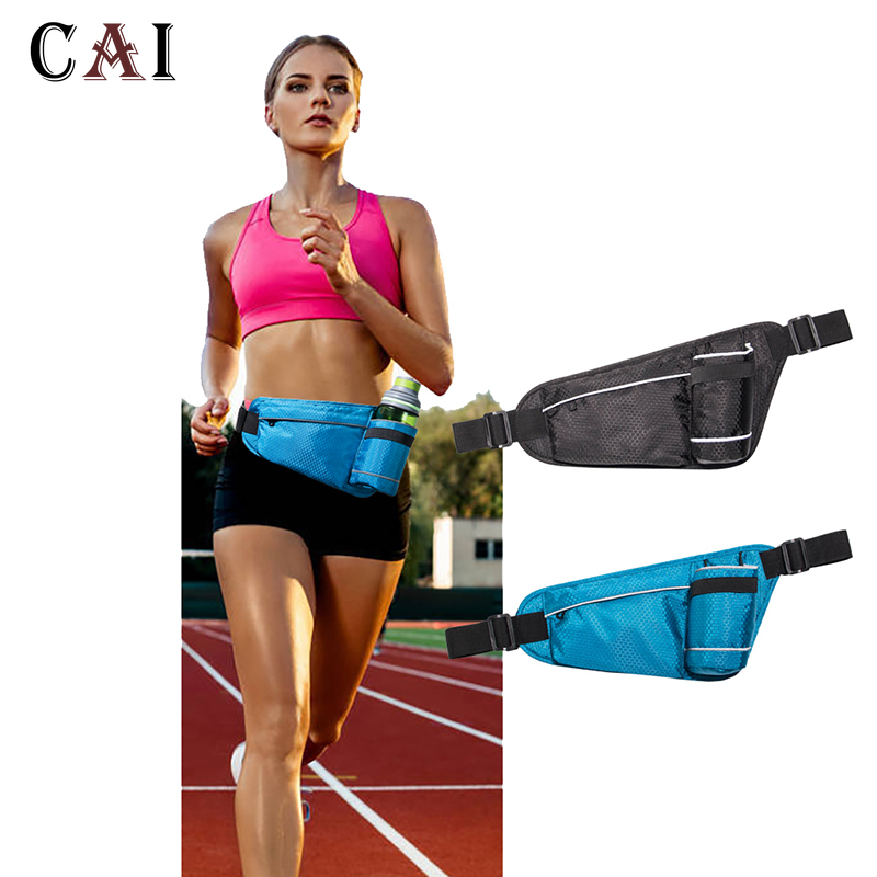 2020 New Casual Movement Waist Bag Women/Men Multifunction Phone Pouch Outdoor Waterproof Canvas Pack Belt Bag Fanny Chest Bags