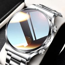 2021 nuovo orologio sportivo da uomo di lusso Smart watch schermo intero touch Bluetooth chiamata monitoraggio della frequenza cardiaca IP68 impermeabile per uomo