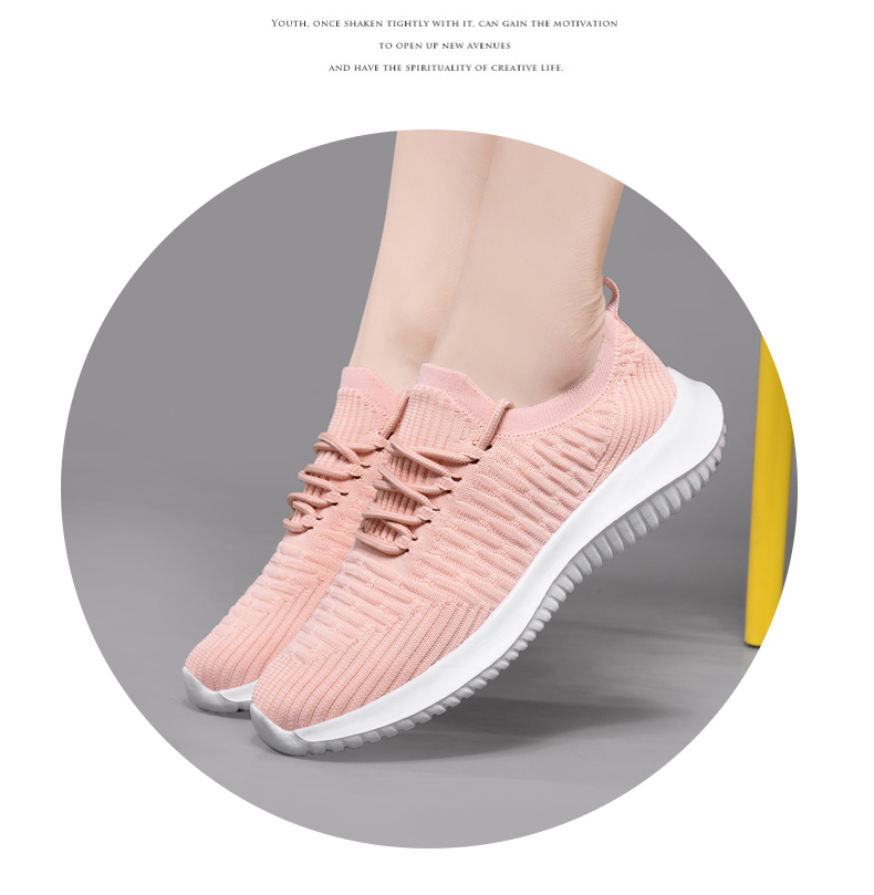2020 Men Casual Shoes Unisex Light Mesh Couples Running Shoes Lace-UpFashion Breathable Women Sneakers Tenis Masculino Adulto