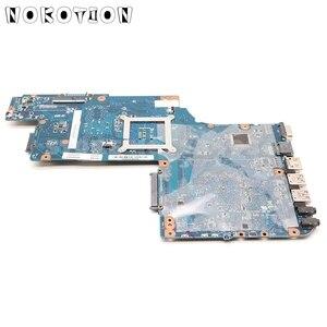 Image 2 - NOKOTION H000052590 Toshiba Satellite C850 L850 Laptop anakart 15.6 HM76 HD4000 DDR3 desteği i3 i5 i7