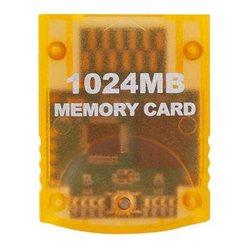 1024MB 16344 Blocks High Speed Game Memory Card for Wii Gamecube image
