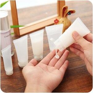 Image 5 - Tube cosmétique vide de voyage, à presser, pour nettoyage du visage, bouteille de crème pour les mains, Pot de Gel, 20/30/100 ml, 50/100 pièces