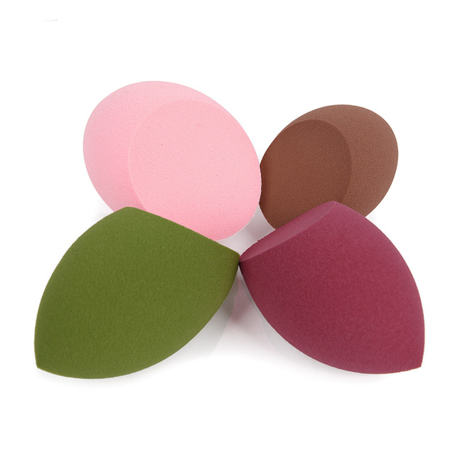1pcs Water Drop Shape Cosmetic Puff Makeup Sponge Blending Face Liquid Foundation Cream Make Up Cosmetic Powder Puff 4
