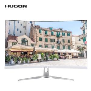 27 Inch Curved 75Hz 1920*1080 Monitor S-PVA Computer Display Screen Full Hdd Input 5ms Respons HDMI/VGA