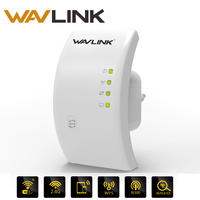 Wavlink N300 oryginalny repeater wi-fi 300 mb/s Mini bezprzewodowy N router wi-fi ze wzmacniaczem sygnału długi przedłużacz zasięgu Booster UK ue US AU Plug